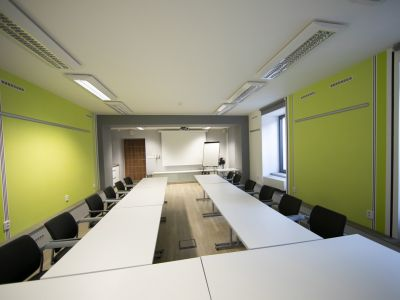 Školící prostor - meeting room