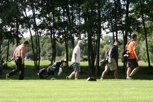 GOLF CUP 2008