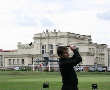 GOLF CUP 2007